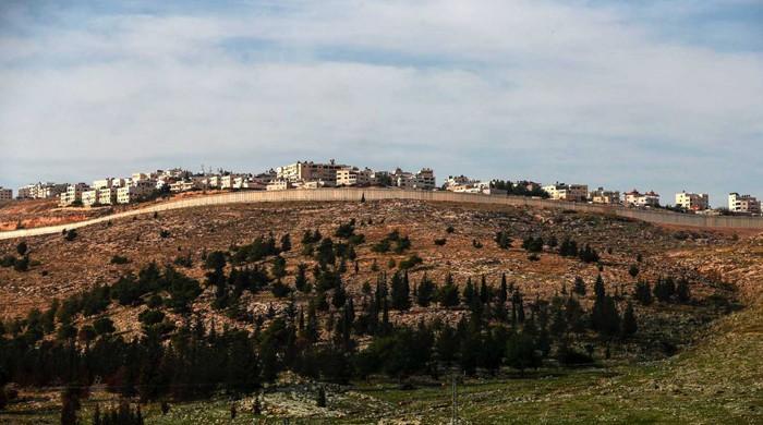 اسرائیل نے مقبوضہ مغربی کنارے میں نئی غیرقانونی بستیوں کی منظوری دیدی