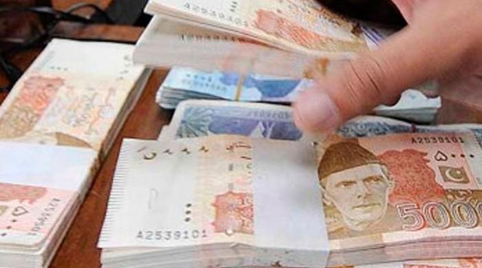 ایک سال کے دوران پاکستان کے ذمہ قرض میں 3000 ارب روپے کا اضافہ