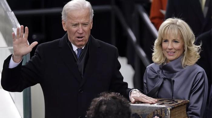 جوبائیڈن کی تقریب حلف برداری میں کون کون سے امریکی صدور شرکت کریں گے؟