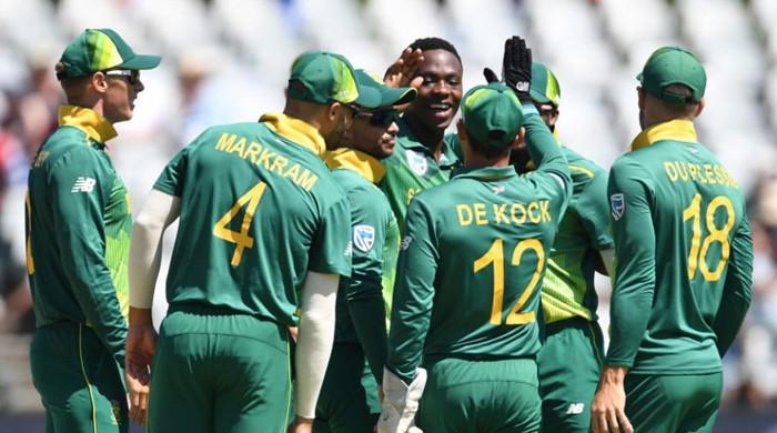 پاکستان کیخلاف افریقی ٹی 20 ٹیم میں بڑی تبدیلیاں