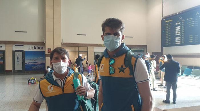 پاک جنوبی افریقا سیریز میں کھلاڑیوں اور آفیشلز کیلئے چارٹرڈ فلائٹس کا انتظام