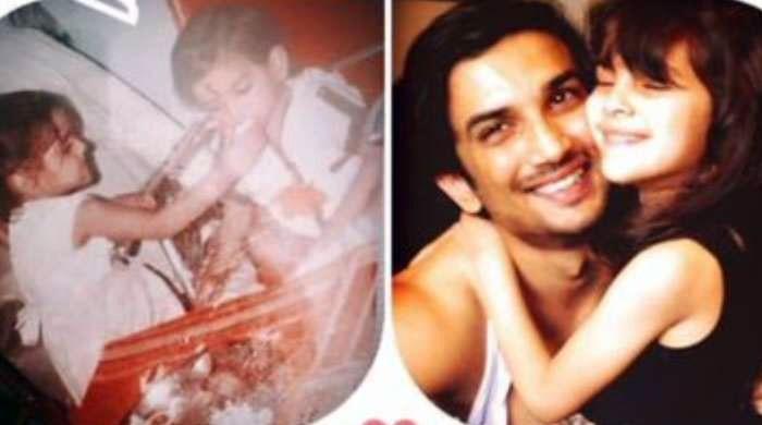 سشانت کی سالگرہ پر بہن نے یادگار تصاویر شیئر کرکے بھائی کو یاد کیا