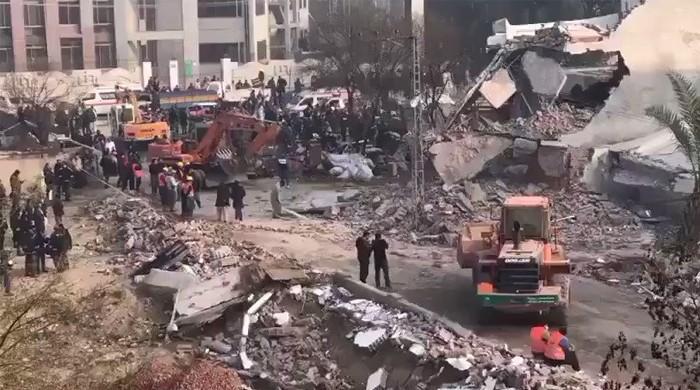 تعمیر یا تخریب؟