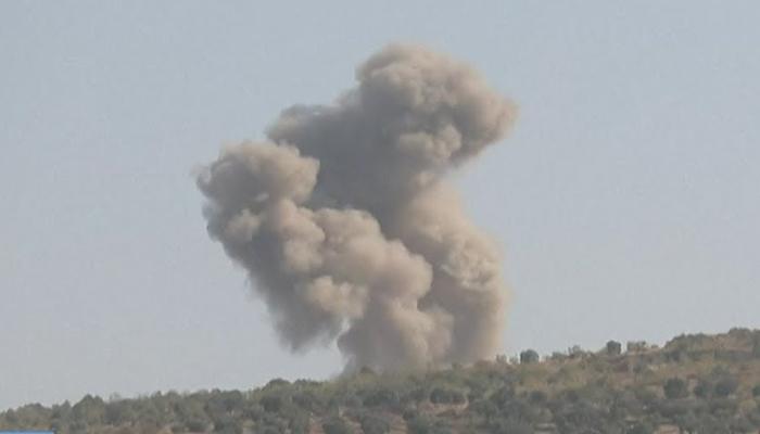 شامی ائیر ڈیفنس نے اسرائیلی حملہ ناکام بنا دیا
