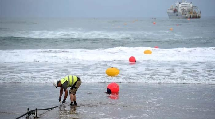 قاہرہ میں زیر سمندر انٹرنیٹ کیبل کٹ گئی، نیٹ صارفین کو مشکلات