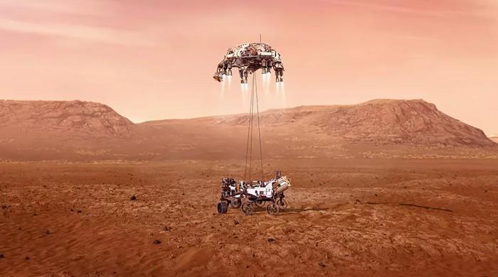 زندگی کی تلاش کا سفر: ناسا کا مشن کامیابی سے مریخ پر لینڈ کرگیا