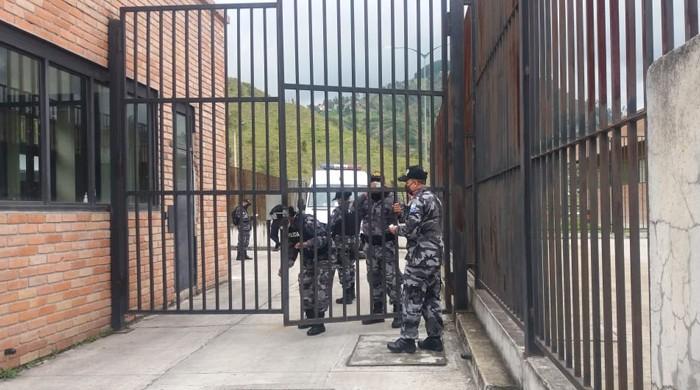 ایکواڈور کی تین جیلوں میں فسادات، 75 قیدی ہلاک