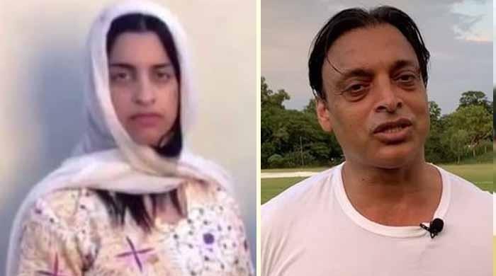 سوشل میڈیا پر شعیب اختر کی ہمشکل خاتون کے چرچے
