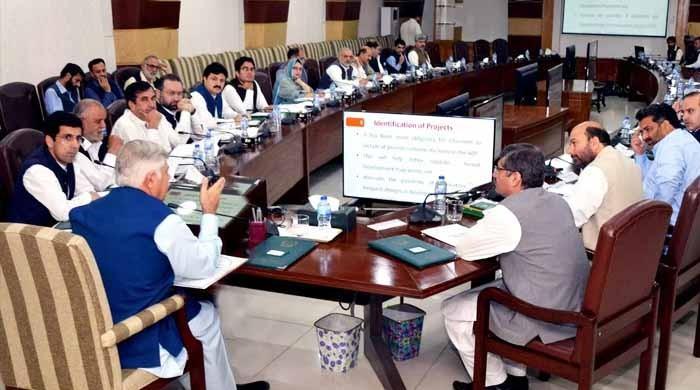 خیبر پختونخوا کابینہ نے بلدیاتی الیکشن رولز 2020 کی منظوری دے دی