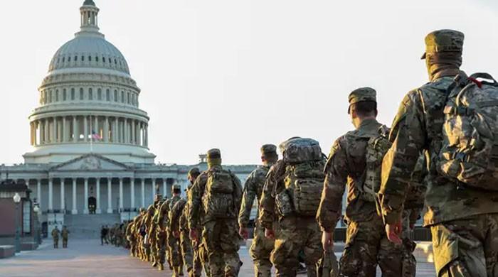 امریکی فوج میں سفید فام بالادستی فعال ہے، پینٹاگون نے رپورٹ جاری کردی