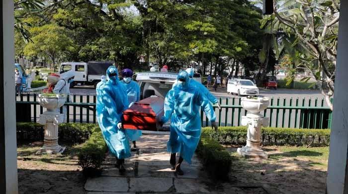 سری لنکا: کورونا وائرس سے مرنے والوں کی تدفین پر عائد پابندی ختم