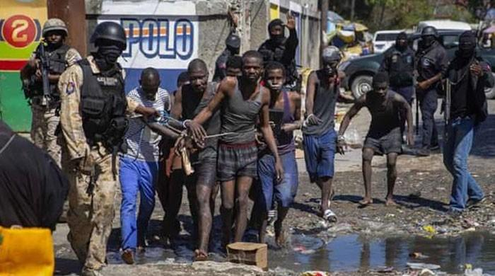 ہیٹی میں جیل ٹوٹنےکا واقعہ، 25 افراد ہلاک اور 400 قیدی فرار