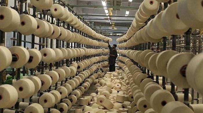 دھاگے کی قیمتوں میں اضافے کے برآمدت پر منفی اثرات