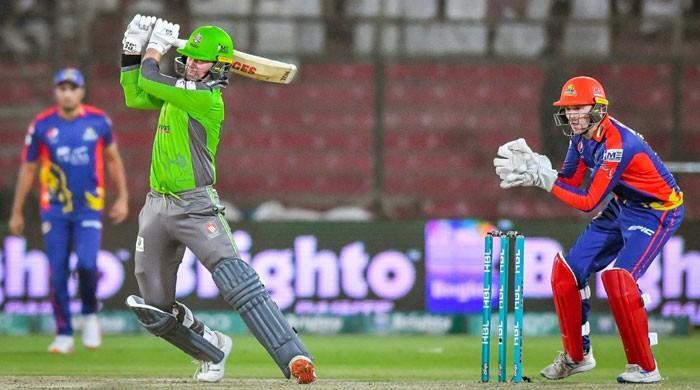 لاہور قلندرز نےکراچی کنگز کو 6 وکٹوں سے شکست دے دی