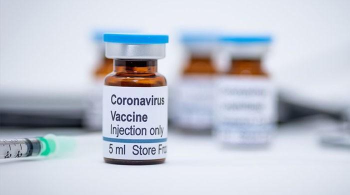 'کورونا ویکسین کی ایک خوراک اسپتال جانےکے خدشے کو80فیصد تک کم کرسکتی ہے'
