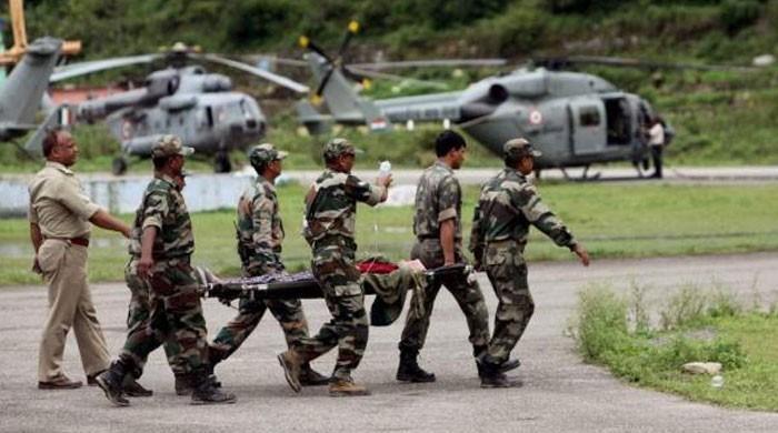 مقبوضہ کشمیر میں 2 روز کے دوران 2 بھارتی فوجیوں کی خودکشی