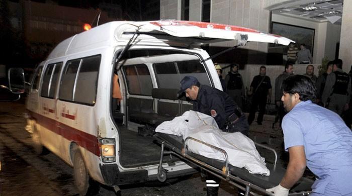 رحیم یارخان: مکان سے 4 افراد کی لاشیں برآمد