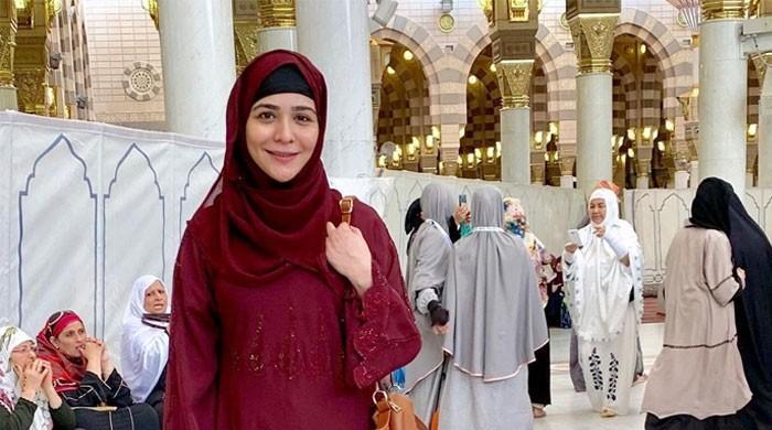 'اللہ مجھے پوری زندگی حجاب پہننے کی توفیق دے'