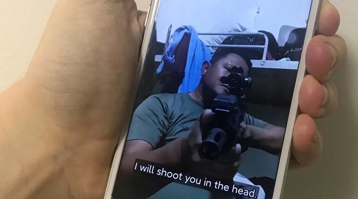 میانمار میں فوجیوں نے ٹک ٹاک کے ذریعے مظاہرین کو دھمکانا شروع کر دیا