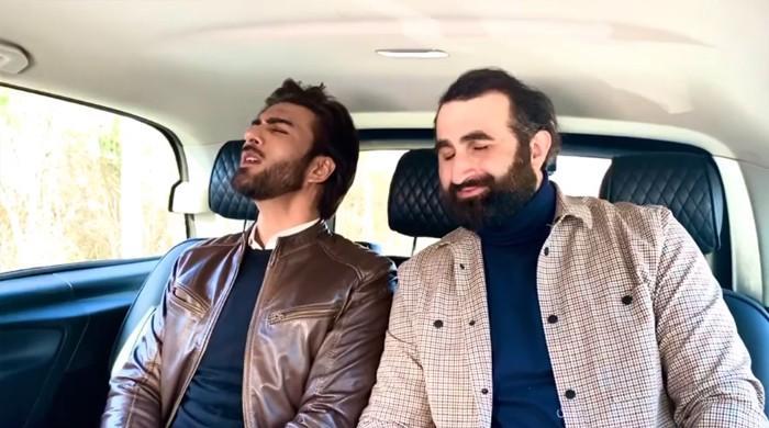 ترک اداکار جلال نے عمران عباس کے ساتھ بھی دل دل پاکستان گنگنایا