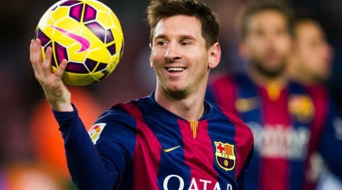'کوشش ہے میسی بارسلونا میں ہی رہیں'