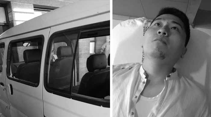 کراچی: لیاری میں فائرنگ سے چینی باشندے سمیت 2 افراد زخمی