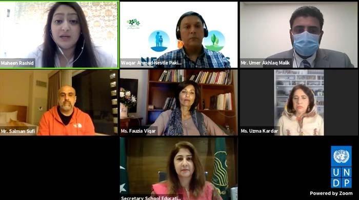 صنفی تفریق: یو این ڈی پی اور MilKar پاکستان کے تحت ویبینار