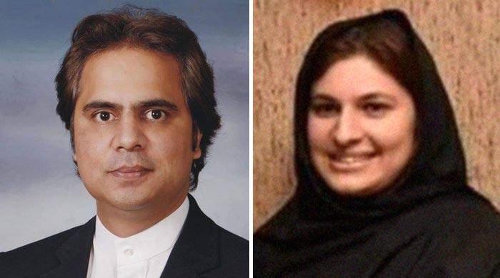 ڈسکہ الیکشن: علی اسجد ملہی اور نوشین افتخار کون ہیں؟