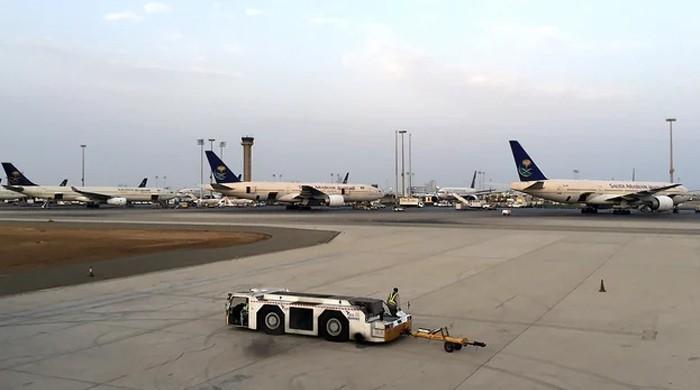 سکیورٹی وجوہات کی وجہ سے بند جدہ ائیرپورٹ کو پروازوں کیلئے کھول دیا گیا