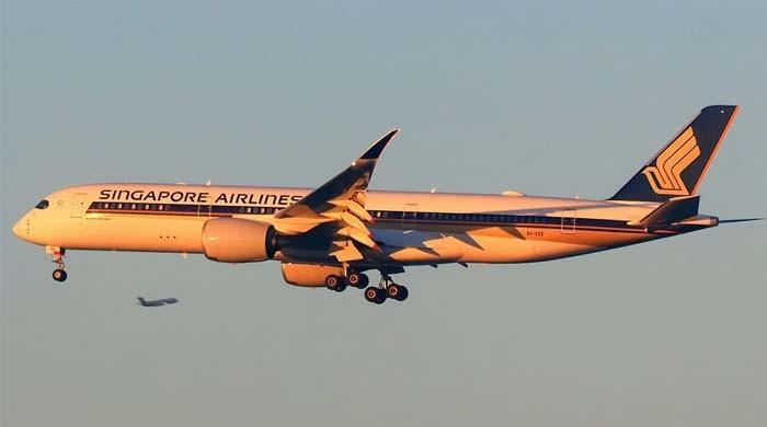کورونا بحران، دنیا کی طویل ترین پرواز میں صرف 11 مسافر سوار