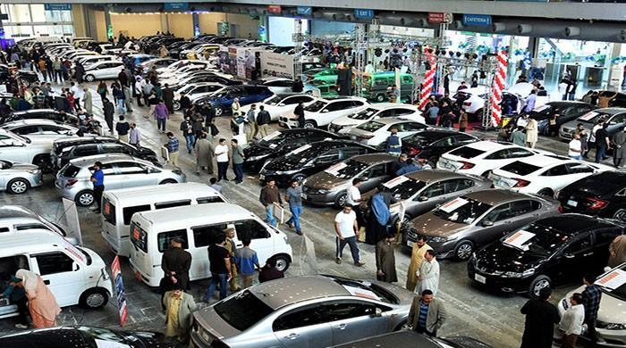 پاکستان میں کاروں کی فروخت میں اضافہ