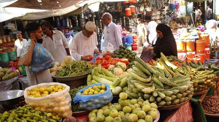 ملک بھر میں رمضان میں اشیائے ضروریہ مہنگی ہونےکی روایت برقرار