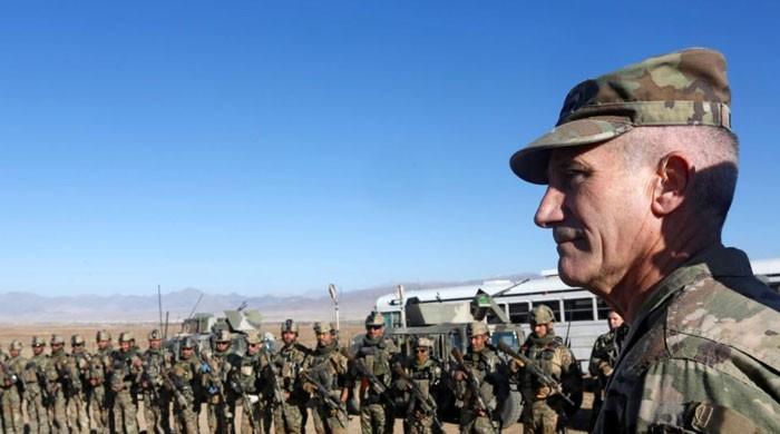 ستمبر تک امریکی فوجی انخلاء طالبان سے معاہدے کی خلاف ورزی ہے، روس