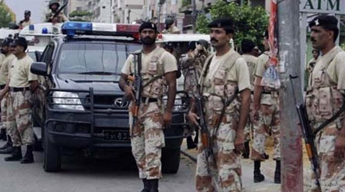 این اے 249 کراچی، ضمنی انتخاب کے موقع پر رینجرزکی تعیناتی کے احکامات جاری