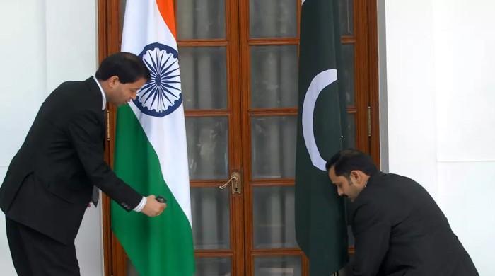 یو اے ای کی پاک بھارت  تعلقات میں کشیدگی کے خاتمے کیلئے کردار کی تصدیق
