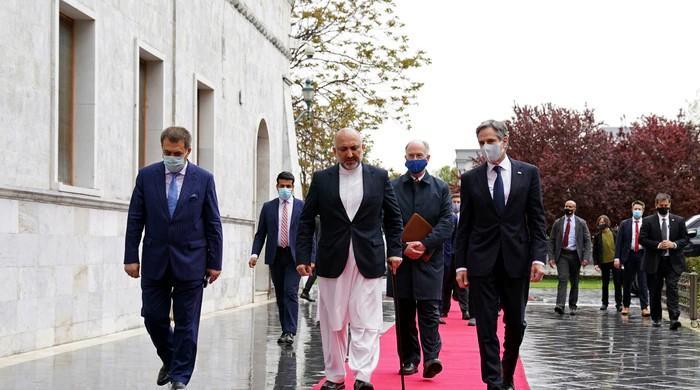 امریکی وزیر خارجہ کا افغانستان کا اچانک دورہ