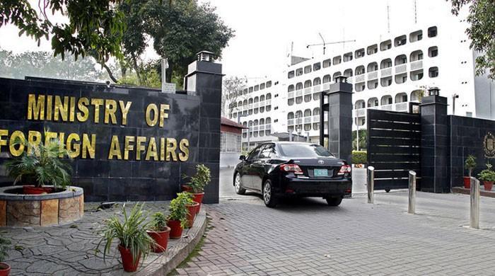 پاکستان افغانستان سے امریکی فوج کےذمہ دارانہ انخلاءکا حامی ہے، دفترخارجہ