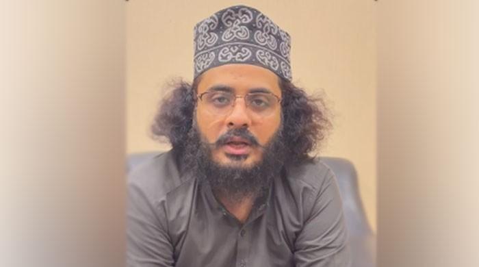 سعد رضوی نے ضد نہ چھوڑی تو ہم پارٹی چھوڑ دیں گے، امیرٹی ایل پی سندھ