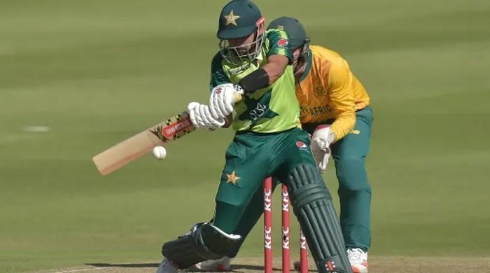 پاکستان اور جنوبی افریقا آخری ٹی ٹوئنٹی میں آج مدمقابل ہوں گے