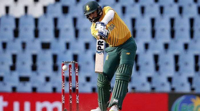 فیصلہ کن ٹی ٹوئنٹی، جنوبی افریقا کا پاکستان کو 145 رنز کا ہدف