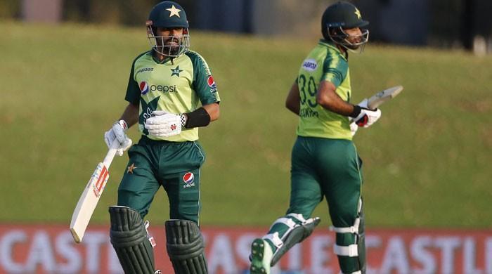 پاکستان نے جنوبی افریقا کو دھول چٹا کر سیریز اپنے نام کرلی