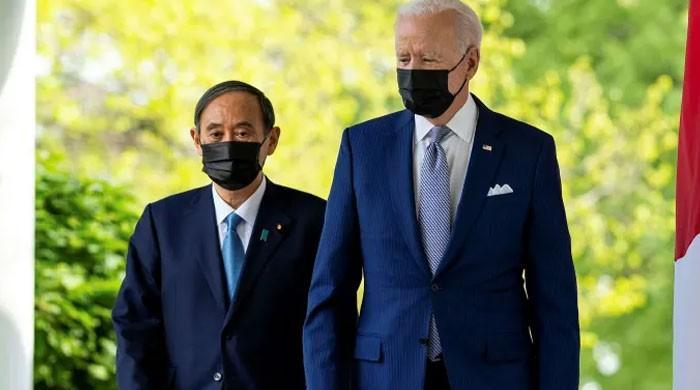 امریکا اور جاپان کے مشترکہ بیان پر چین کا رد عمل سامنے آگیا