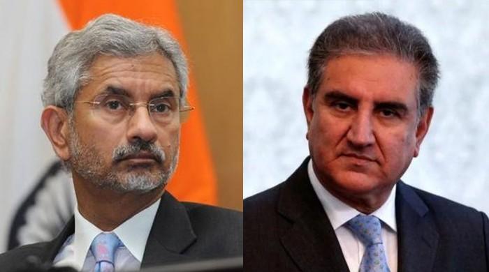 بیک ڈور رابطے؟ شاہ محمود کی موجودگی میں بھارتی وزیرخارجہ کا آج دورہ امارات