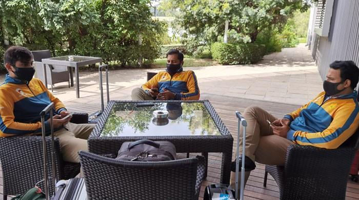 زمبابوے میں پاکستان کرکٹ ٹیم کے کورونا ٹیسٹ منفی آگئے