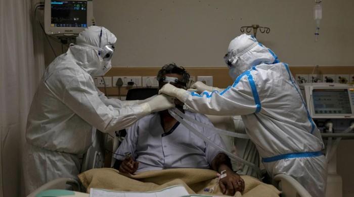 پمز اسپتال اسلام آباد کے آئی سی یو کو آکسیجن پریشر میں کمی کا سامنا