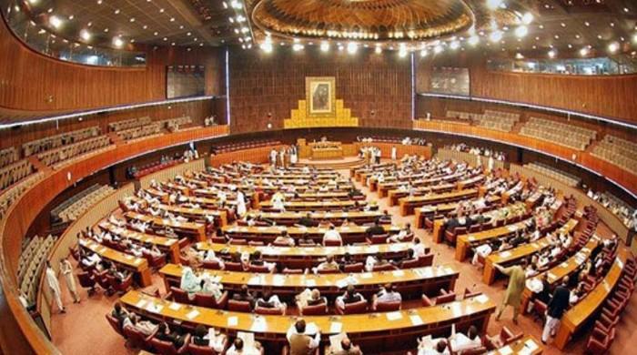 حکومت کا توہین آمیز خاکوں کیخلاف متفقہ قرارداد لانے کا فیصلہ