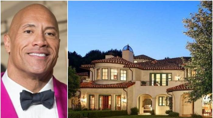 دی راک نے 2کروڑ 70 لاکھ ڈالر کی مالیت کا عالیشان گھر خرید لیا