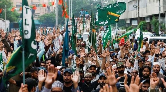 تحریک لبیک کالعدم اور پابندی برقرار رہے گی، وزیراعظم کی زیر صدارت اجلاس میں بریفنگ