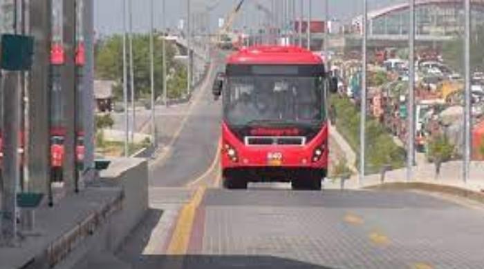 احتجاج کے باعث معطل راولپنڈی اسلام آباد میٹرو بس سروس کل سے بحال کرنےکا فیصلہ