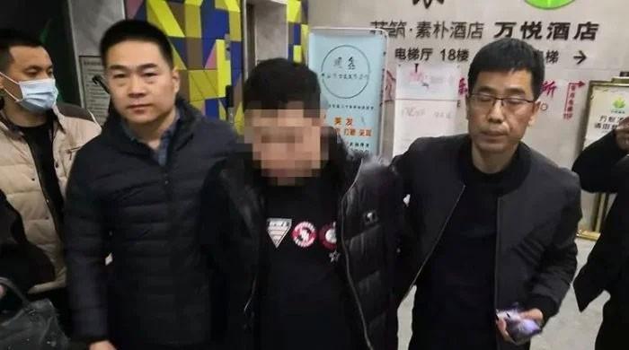 بیک وقت درجنوں خواتین کو جال میں پھنساکر لاکھوں ڈالرز بٹورنے والا چینی شہری گرفتار